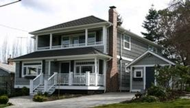 Whidbey Island Custom Home